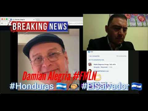 #Dreamers503 Damian Alegria #Honduras 🇭🇳 🤝 #ElSalvador 🇸🇻