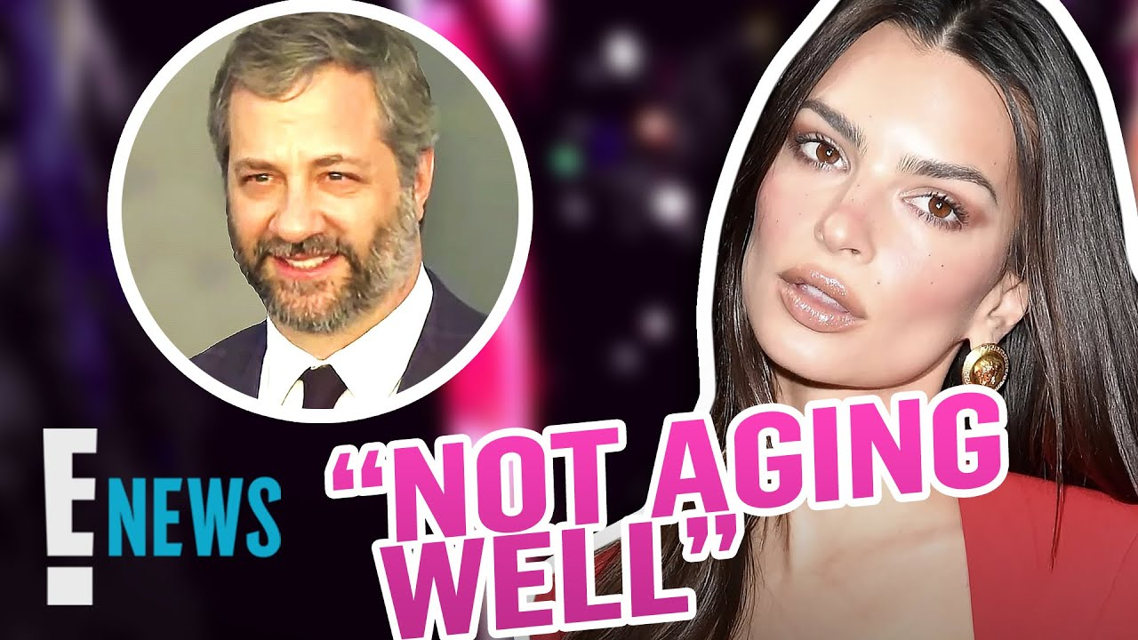 Why Emily Ratajkowski Is Calling Out Judd Apatow's