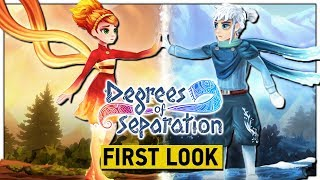 Degrees of Separation Gameplay First Look - A Song of Ice and Fire - 40 Minutes PC Game Let's Play
