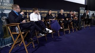 The 2019 Golden Globes Foreign-Language Film Symposium