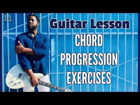 Chord Progression Exercises Youtube