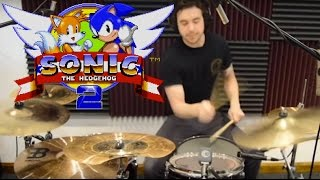 Sonic The Hedgehog 2 - Aquatic Ruin Zone Drum Cover