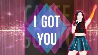 Just Dance | I Got You - Bebe Rexha | FANMADE MASH-UP