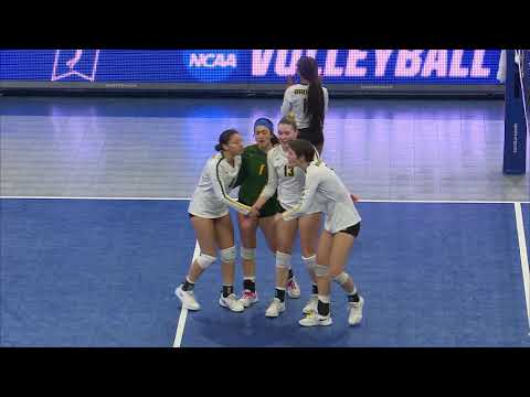 NCAA VB | Highlights (Cal Poly Pomona vs. Azusa Pacific)