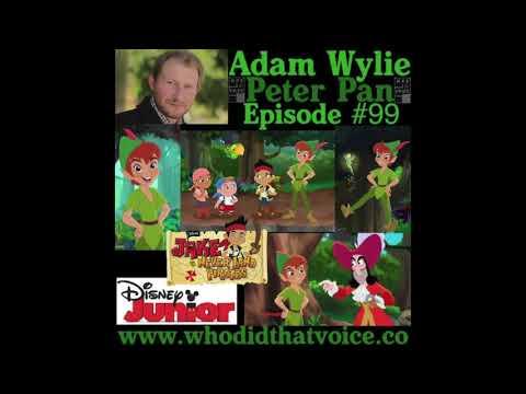 Adam Wylie  Peter Pan  Episode 99