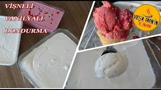 Dondurma Nasıl Yapılır?- Ev Yapımı Dondurma Tarifi- Dondurma Tarifleri