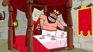 This King Is In A Singing Mood. Get Ready for Clash-A-Rama the Musical! (Clash of Clans)
