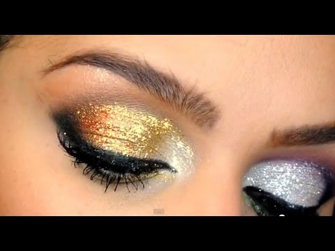 3 New Year's Eve Makeup Ideas