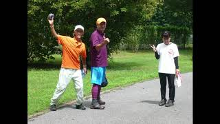 Japan Mini Disc Golf Championships #Discgolf #Minidiscgolf #Minidisc