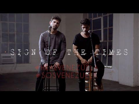 Sign Of The Times (Harry Styles) by Zavarce ft Rafael De La Fuente