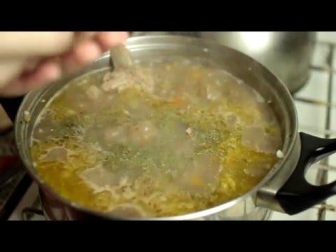 Суп из плавленных сырков рецепт с фото