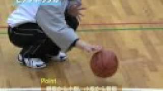 永田睦子 試合で生きるファンダメンタル 思いのままにボールコントロール thumbnail