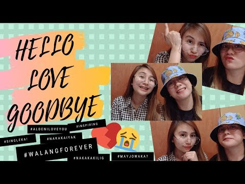Hello, Love, Goodbye REVIEW Plus Using Gmovies ⎥VLOG 05