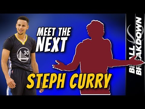 Meet the NEXT STEPH CURRY