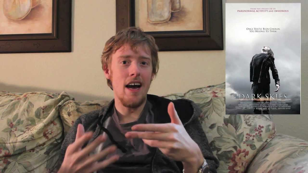 dark skies film review