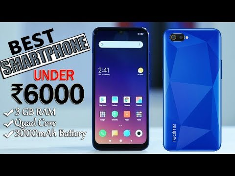 Top 5 Best Budget Phone Under 6000 Rs In India 2019