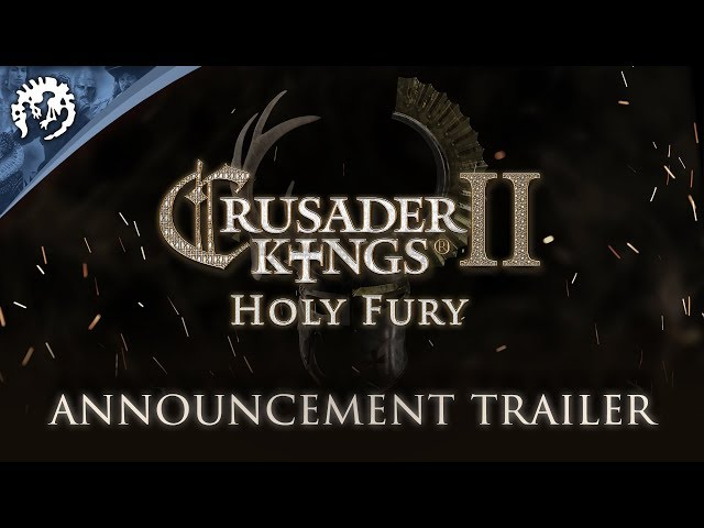 Crusader Kings II: Holy Fury - Announcement Trailer