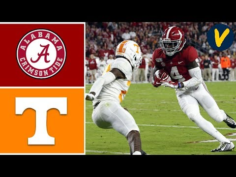 Bama Sports - #1 Alabama- 35  Tennessee- 13 | Recap & Highlights