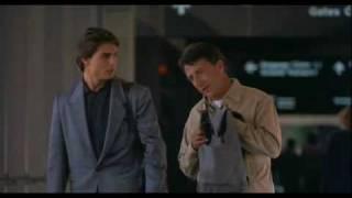 Rain Man Airport Scene