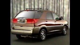 Buick – Rendezvous 2002