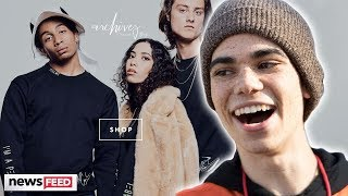 Limited Edition Cameron Boyce Clothing Line LAUNCHED By His Foundation!