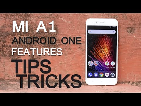 Mi A1 Features tips and Tricks Powered by Google Android One Features