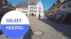 Sightseeing in Staufen im Breisgau in GERMANY