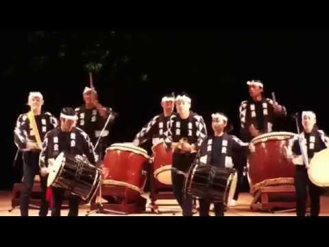 鼓童 - Stride Kodo at EC 2011