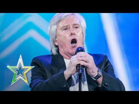 68-year-old Matt Dodd gives showstopping performance   Auditions Week 6  Ireland's Got Talent 2018