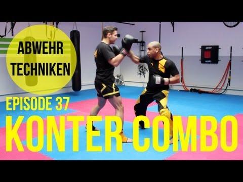 Kickbox Training #37 - Kopfhaken Kontern / Abwehrtechnik / Kickboxen / Boxen Lernen / Köln / Fitness