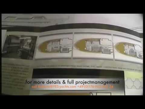 YES-yachts.com presents 27m De Vries Design NEW CONSTRUCTION - FOR SALE!