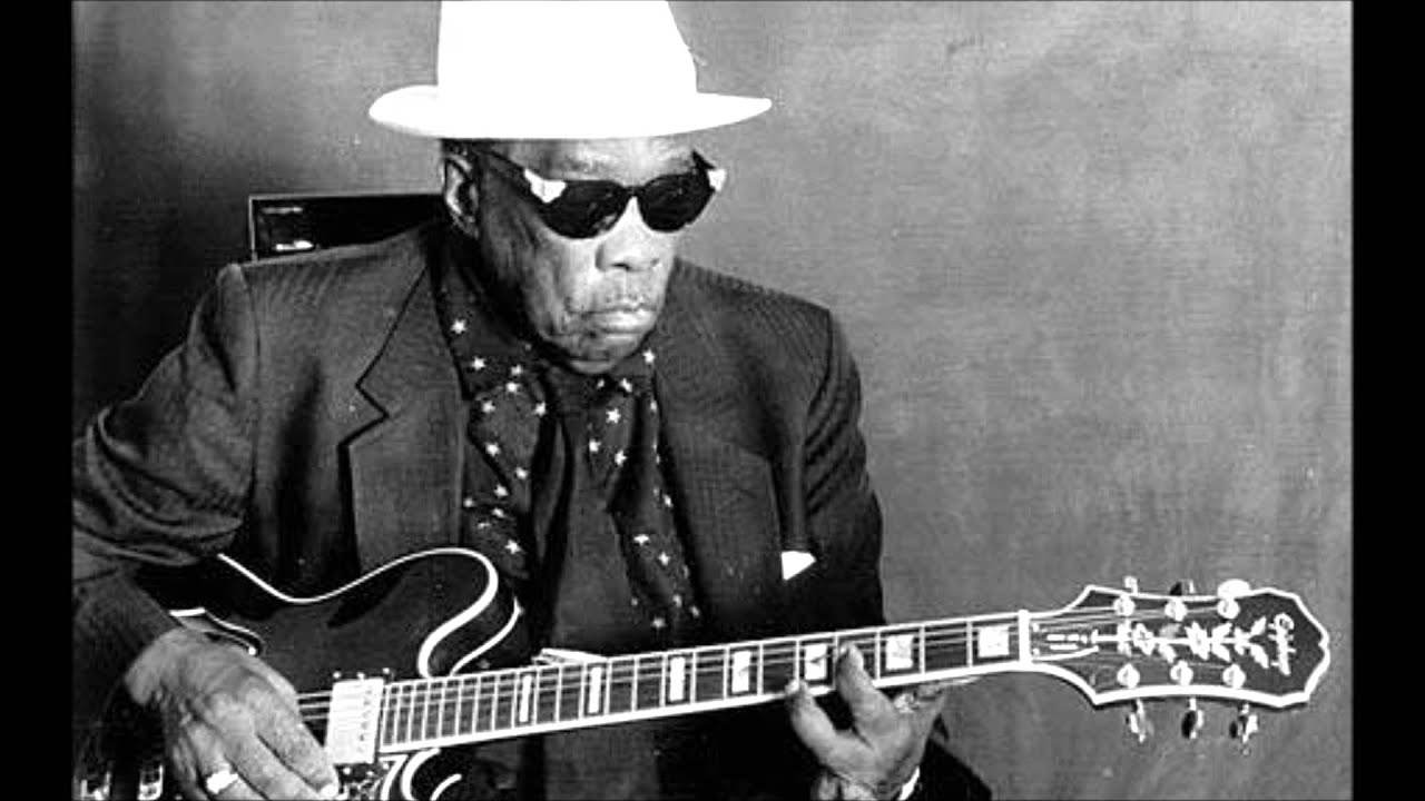 John Lee Hooker The Blues Man