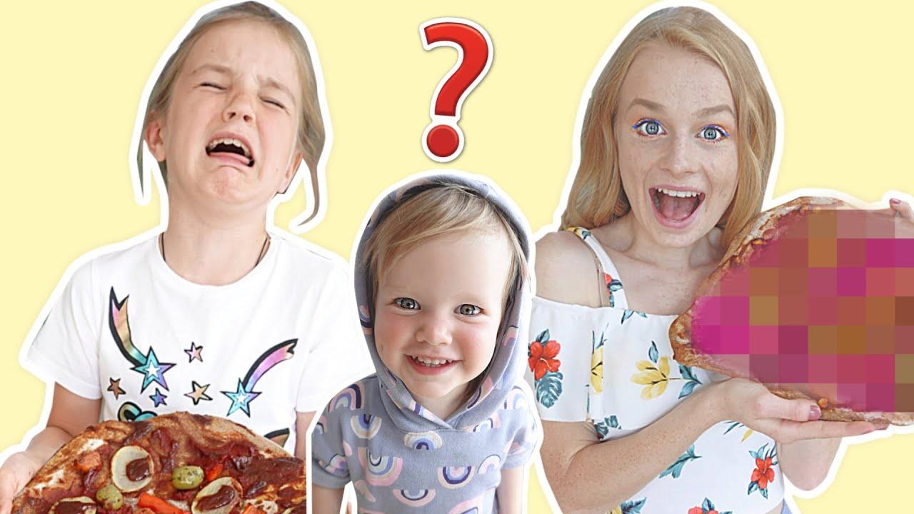 Pizza Challenge with Baby Karma!