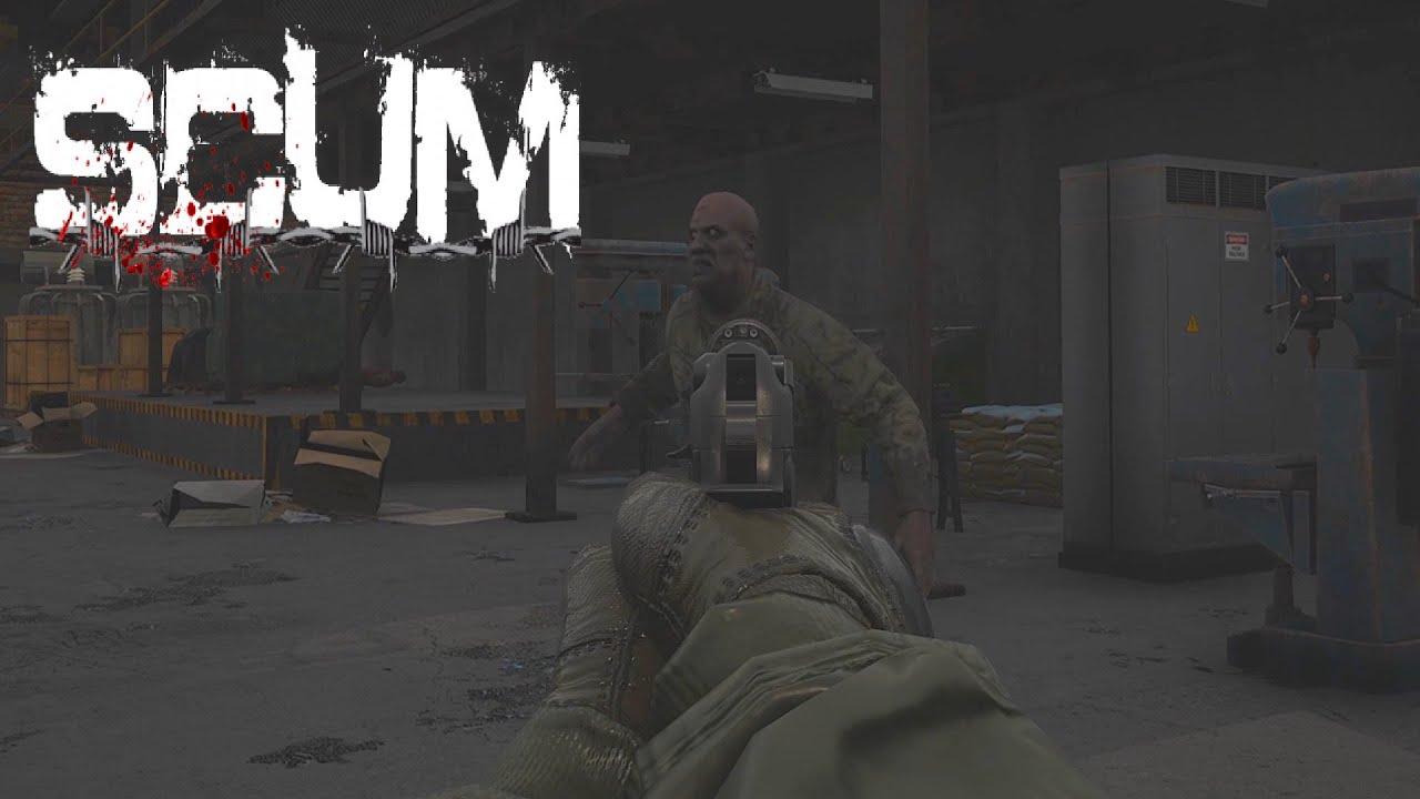 Scum Gameplay German #15 Unterwegs