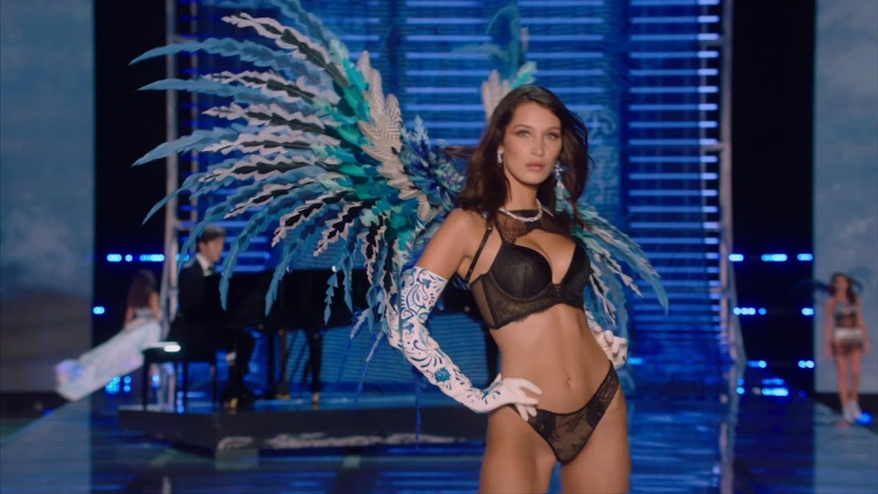 2b5e4744eb1e8 Victoria's Secret Show slays Shanghai