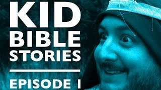 Kid Bible Stories Episode 1