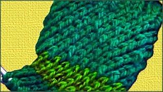 Узор спицами из перекрещенных петель (pattern of spokes crossed loops)(Другие узоры и цветы можно посмотреть здесь https://www.youtube.com/playlist?list=PLdr2P8TRcIw3yq_zi5Km15dDt8_EJMjYm., 2014-03-17T09:06:17.000Z)