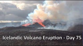 DrFox2000 - Live Stream - Iceland Volcano - Day 75