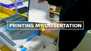 thesis binding services brighton
