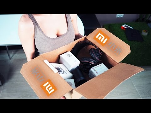 БОЛЬШАЯ посылка из Китая! Гаджеты от Xiaomi! Такого вы не видели..