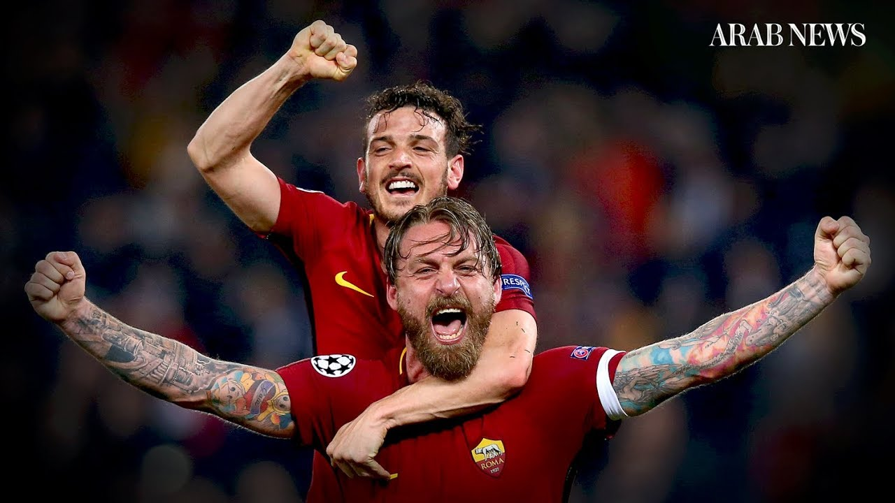 Roma stun Barcelona after comeback win