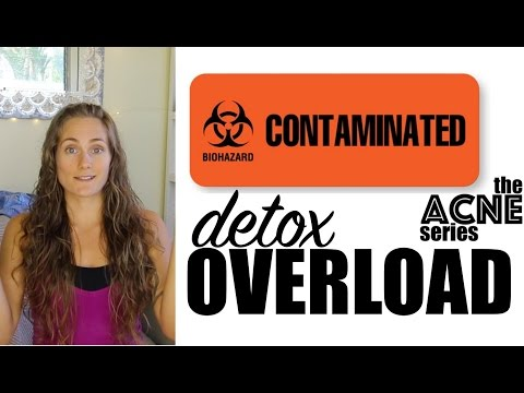 Chronic Acne caused by Detox Stress and How to Reverse It - Acne Series