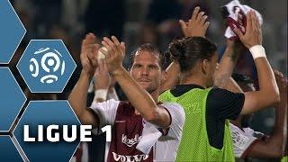FC Metz - FC Nantes (1-1)  - Résumé - (FCM - FCN) / 2014-15