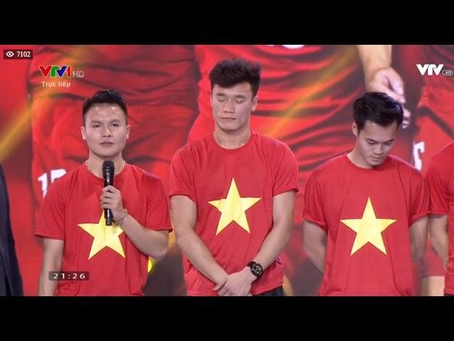 U23 Việt Nam nhận giải thưởng