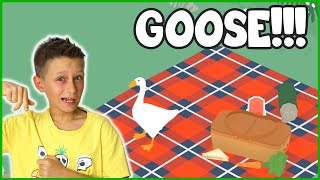 I AM THE ULTIMATE GOOSE!