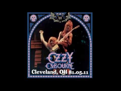 Ozzy Osbourne/ Randy Rhoads - Iron Man/ Children of the Grave (live 1981) (Black Sabbath cover)