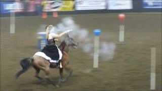 Cowgirl Shooter 2016 NAILE