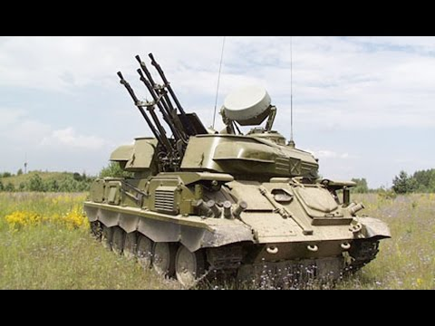 Shilka, Tunguska & Tor : Russian Air Defence Umbrella - Voennoe Delo