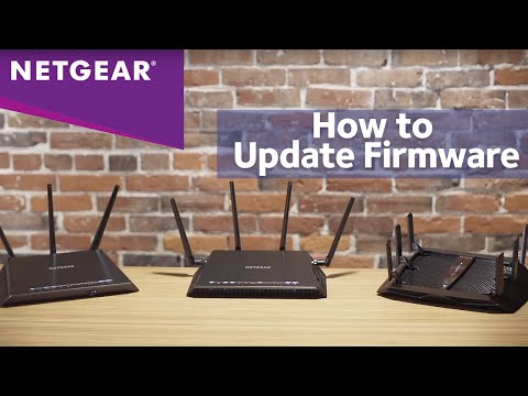How do I update my NETGEAR router's firmware using the Check button