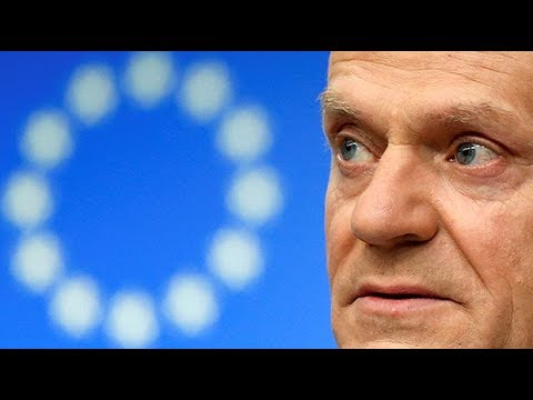 Tusk: frictionless trade after Brexit is impossible outside a customs union